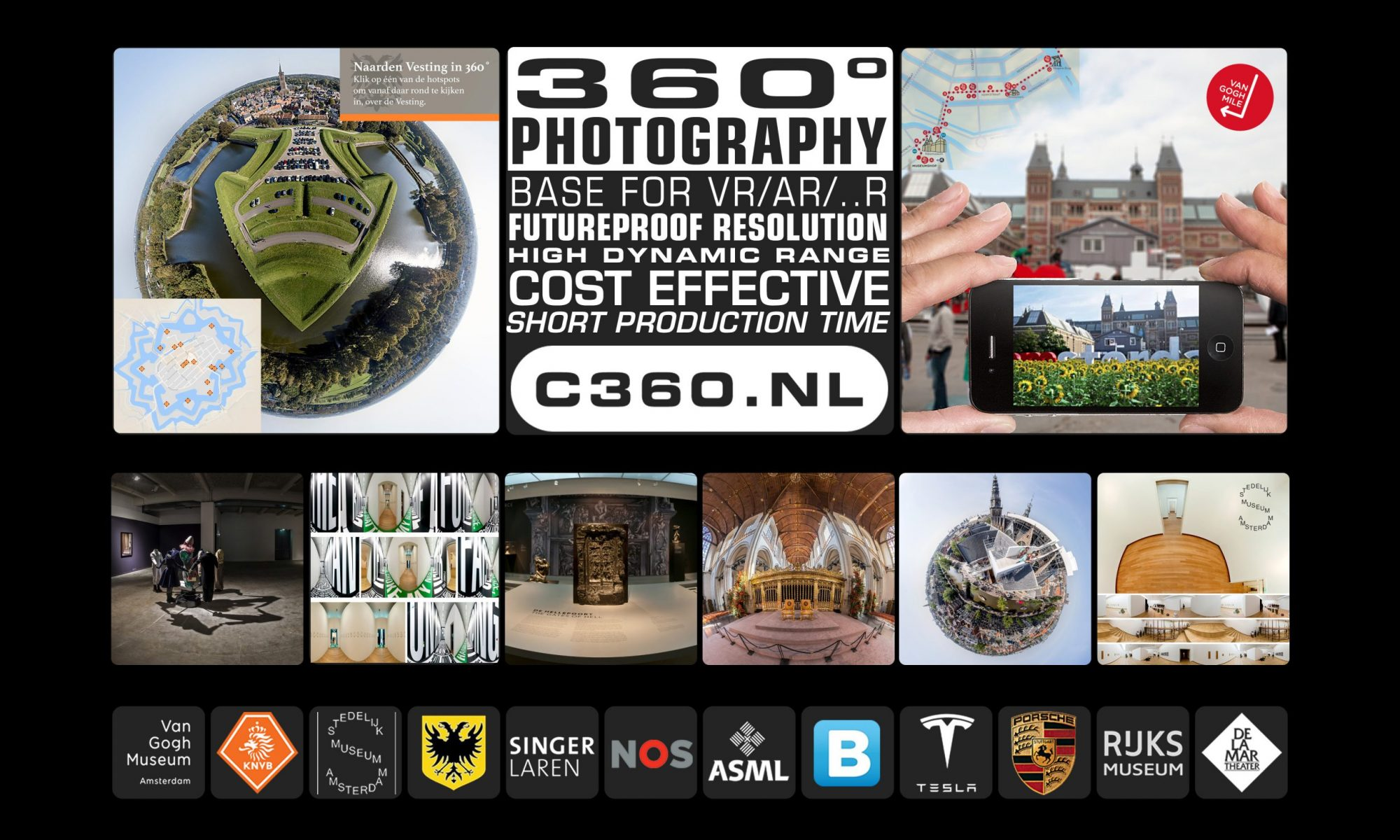 C360.NL  -  360˚ Photography